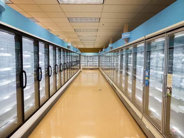 Ipari fagyasztó orvosi laboratóriumoknak