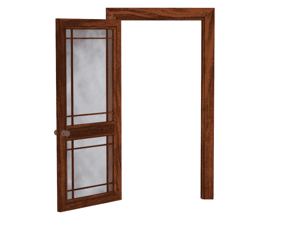 Fontos a jól megválasztott beltéri ajtó