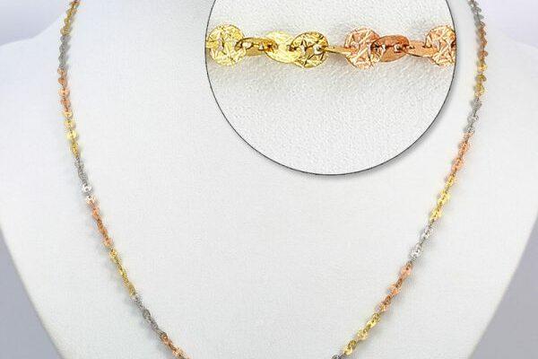 női arany nyaklánc