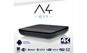 4K IPTV box