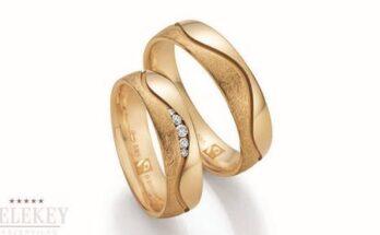 esküvői karikagyűrű