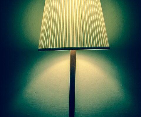 állólámpa